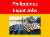Philippines Jobs and Employment for Foreigners