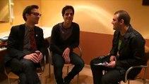 Entrevista a Joaquin Reyes y Ernesto Sevilla - www.noescinetodoloquereluce.com