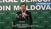 Vlad Filat: Banca Naţională e vinovată de ce s-a întâmplat cu IPB