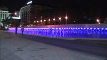 Pantalla de Agua LADi - Fiestas de San Isidro 2011 (LADi Water Display at San Isidro Festival 2011)