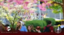 What's New in the Residence Halls at Missouri State University