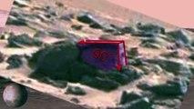 Mars Curiosity,the block,24 juin 2014,Anomalies