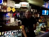 Black Cat Bar aan Route 66, Seligman, AZ