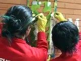 Greenpeace inaugura nuevas oficinas de Monsanto
