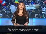 أروع تعليق من أروع مذيعة عربية على مسيرة باريس التضامنية مع شارلي ايبدو