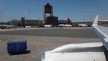 American Airlines Boeing 757-200 Pushback and Start Up Gate B34 Boston Logan Airport Boston, MA