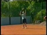 Régis tennisman
