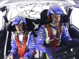 WRC Onboard Marcus Gronholm Rally 2007 Sweden Day 1