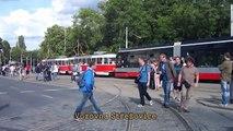 Rozloučení s pražskými tramvajemi ČKD Tatra KT8D5