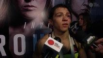 Claudia Gadleha ready to rematch Joanna Jedrzejczyk after UFC 190 win