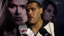 Antonio 'Bigfoot' Silva requests spot on Japan card after UFC 190 win