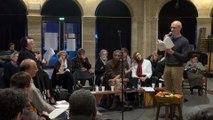 Régis Lefort - Poésie en liberté - Marché de la poésie 2015