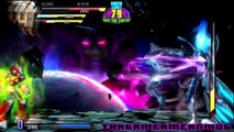 Marvel vs. Capcom 3 - Galactus Battle (Akuma, Ryu, Zero)