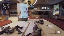 jeux d'armes sur Call of Duty aw