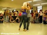WhatsApp Funny - The Hotness of Dance Dekhte He Khada Ho Jaye