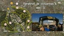 Croix-Rouge Française du 94 - Marathon de Vincennes et des bords de Marne 2010