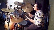 Judas Priest - Breaking The Law (Drum cover by AX)