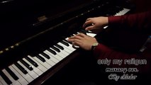 only my railgun (piano cover) - only my railgun(ピアノver.)を弾いてみた - only my railgun鋼琴版 翻彈