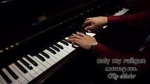 only my railgun (piano cover) - only my railgun(ピアノver )を弾いてみた - only my railgun鋼琴版 翻彈