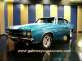 *SOLD* 1970 Chevrolet Chevelle SS Clone