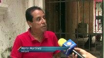 Noticieros Televisa Veracruz - En riesgo edificio antiguo habitado