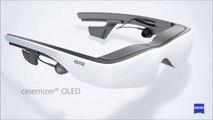 Cinemizer OLED lunettes vidéo de réalité virtuelle en 3D
