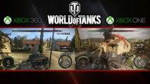 World of Tanks: Abbey Comparison (Xbox 360   Xbox One)