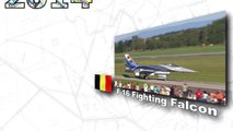 Belgian Air Component F-16 Solo Display Team | Belgian Air Force Days