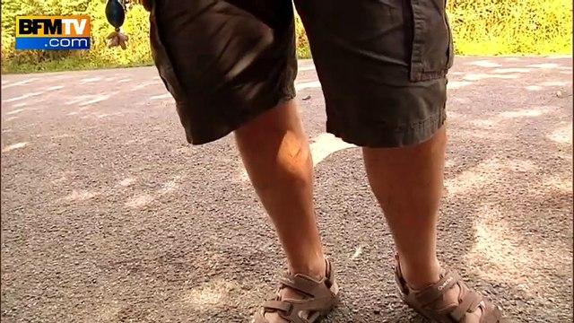 """Accident dans le Morbihan: """"Aucun n'avait le permis, ils sont tous jeunes"""""""