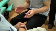 推拿 腱鞘炎 理筋推拿治療手技 東京中医学研究所