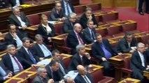Ομιλία του Προέδρου της ΝΔ Αντώνη Σαμαρά στη Βουλή
