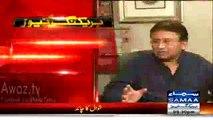 Pervaiz Musharraf Finally Criticizes Altaf Hussain For Speaking Against Pakistan Army - Must Watch