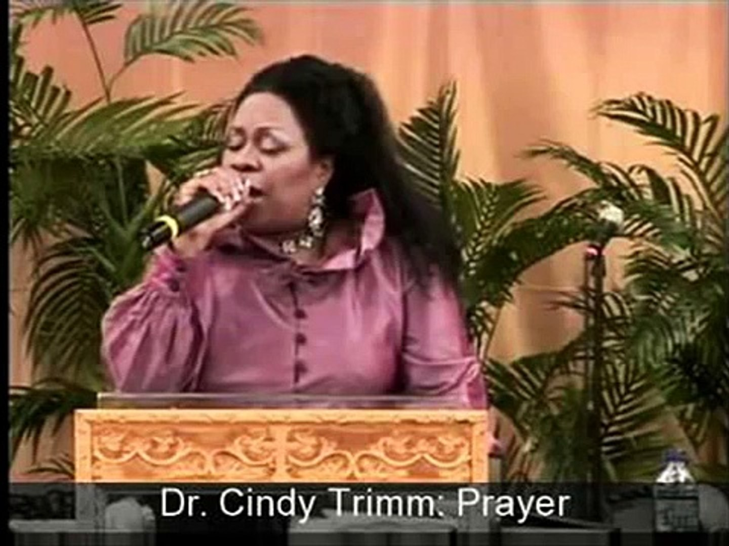 HEALING PRAYER by Dr  Cindy Trimm