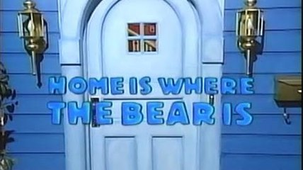 Bear in the Big Blue House: Home is Where the Bear Is