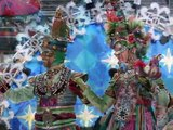 Les plus beaux masques et costumes du Carnaval de Venise 2010