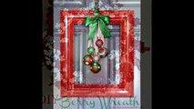 Diy Christmas Wreaths | Diy Christmas Wreaths Ball Ornaments