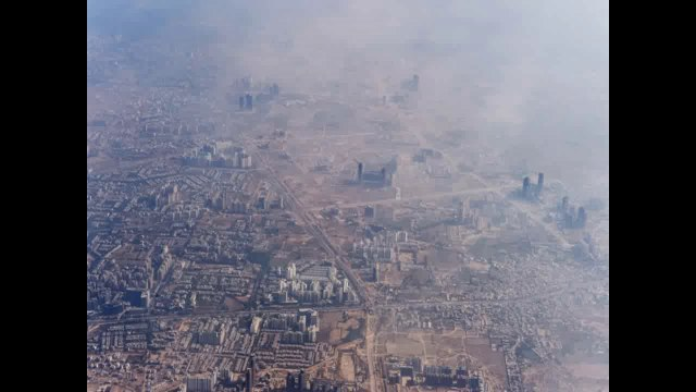 Top 10 Most Polluted Cities in the World 2015