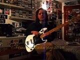 Prima lezione sul jazz bass. First lesson about Fender Jazz Bass (italian language)