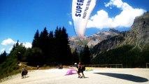 07-15 Parapente Saint-Gervais Mont-Blanc