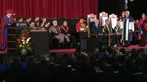 Carleton University Convocation, Clayton H. Riddell, O.C., B.Sc., D.Sc. - November 15, 2014