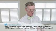 Bill Nye Reading Mean Tweets - The Bill Nye Film