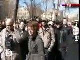 Марш Несогласных разогнали :: Марш Незгодних розігнали