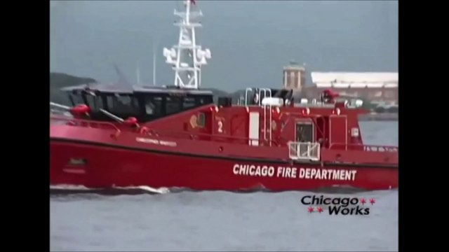 Chicago Works - CFD Engine Co. 2 and the Air Sea Rescue Unit