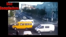 Lada Cars are lots of fun ! Funny car crash compilation!