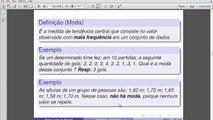 Dicas - Estatística - Médias, Moda, Mediana, Variância e Desvio-Padrão - ENEM 2013