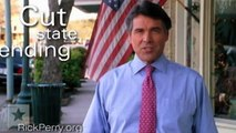 Campaign Ads: Rick Perry 2010 Governor Race