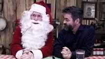 Santa Klaus meets Chili Klaus