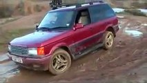 Range Rover P38 Cold Start - video dailymotion