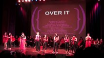 """OVER IT"" by Eve Ensler V-Day Manila 2012 .mov"
