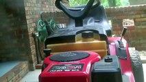 Adjusted Valves on 14.5 hp Briggs & Stratton- Starts Better